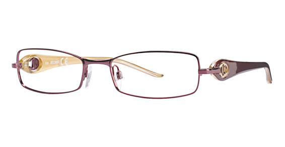 View Actual Image Size for: Just Cavalli JC0174 Eyeglasses ...