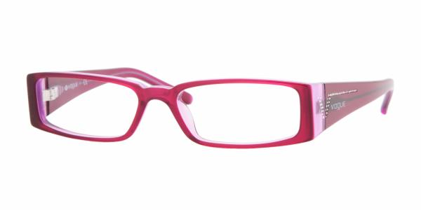 View Actual Image Size for: VogueVO 2557BEyeglasses, Frames
