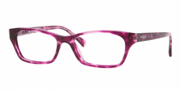 View Actual Image Size for: VogueVO 2597Eyeglasses, Frames