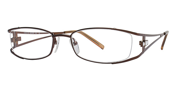 Hana Collection  Hana 518 Eyeglasses