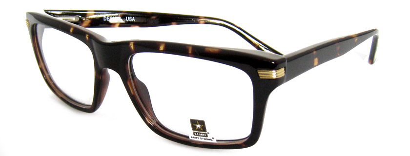 US Army  Alpha Eyeglasses