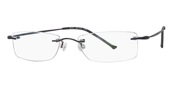 Rimless Glasses With Magnetic Sunglass : rimless eyewear with magnetic sunglass