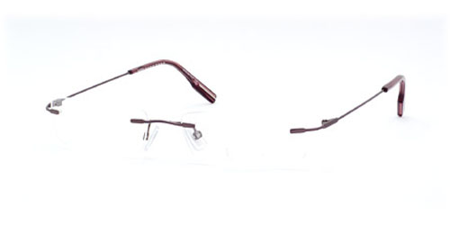 Image for Hugo Boss  BOSS 0093/U Half-Eye Eyeglasses
