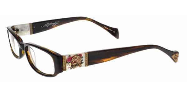 Eyeglass Frames Ed Hardy : Ed Hardy Plastic Eyeglasses - EHO 701, EHO 704, EHO 709 ...