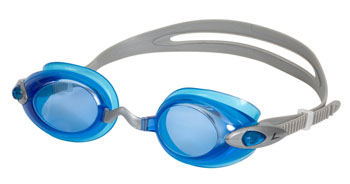 Image for Hilco Leader Sports  Edge Complete Swim Goggle with Minus Lens Power Wrap-Around Eyeglasses