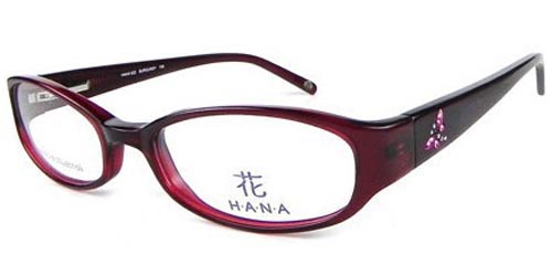 Hana Collection  Hana 522 Eyeglasses
