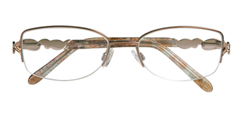 Jessica McClintock Womens Rimless Eyeglasses - JMC 022 ...