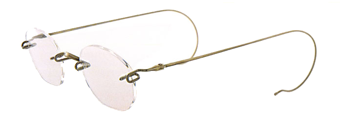 KAZUO KAWASAKI 704 EYEGLASSES Glass Eye