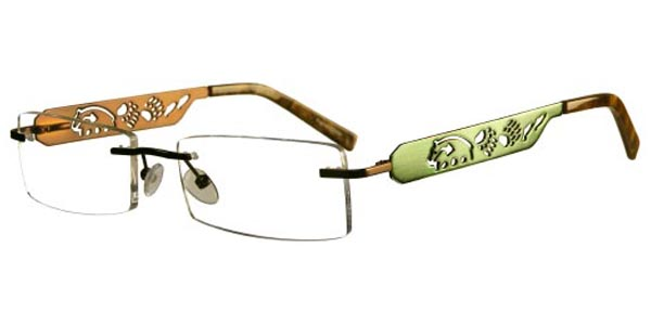 Native Pride  Running Bear Eyeglasses