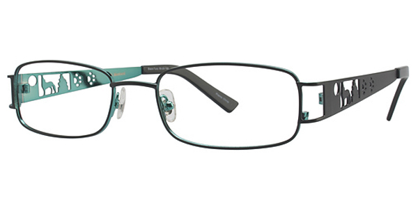 Native Pride  Coyote Moon Eyeglasses