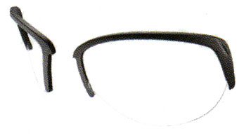 Adidas  a517 optical adapter Eyeglasses