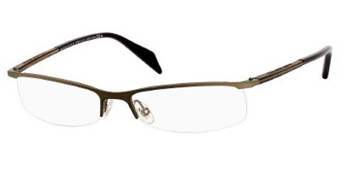 Image for Alexander McQueen  4152 Half-Eye Eyeglasses