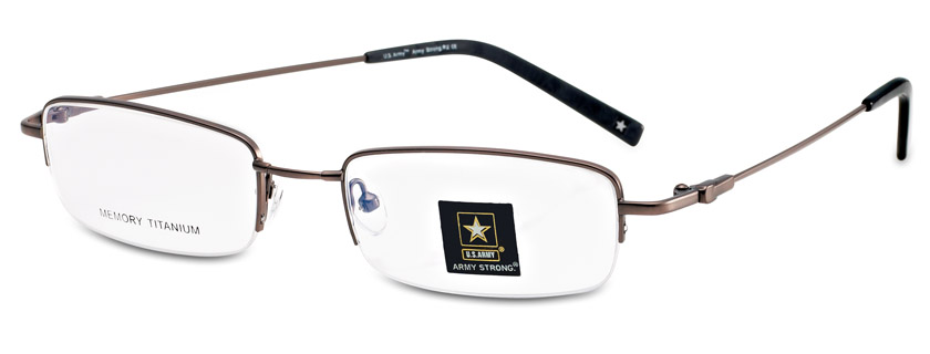 US Army  Army Strong 02 Eyeglasses