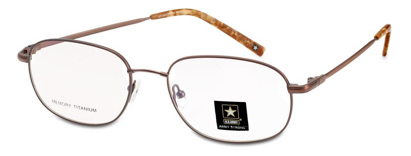 US Army  Army Strong 05 Eyeglasses