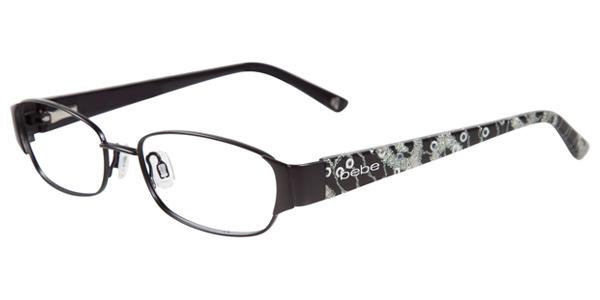 Bebe Metal Eyeglasses - BB5009 Aglow, BB5011 Alluring ...