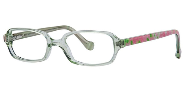 Image for Lilly Pulitzer Girls  Chloe Kid Girls Eyeglasses