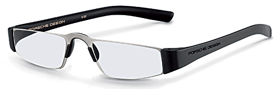 Image for Porsche Reading Tool  P8801 Half-Eye Eyeglasses