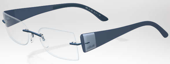 Silhouette Eyeglasses The Must Collection Win 6670 6066