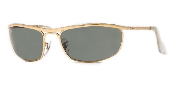 Image for Ray-Ban  RB 3119 (OLYMPIAN) Wrap-Around Sunglasses