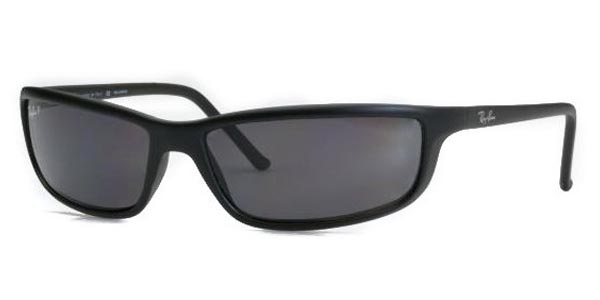 Image for Ray-Ban  RB 4034 (Predator 18 Polarized) Wrap-Around Sunglasses