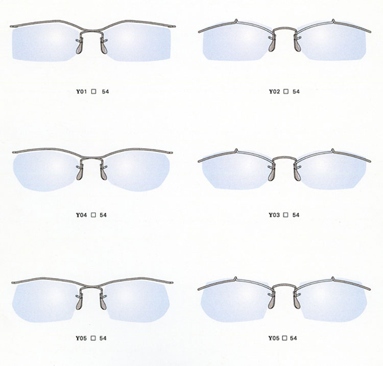 kawasaki eyeglass frames glass eye
