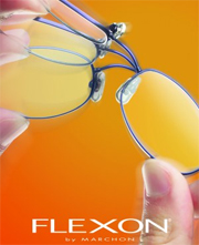 Flexon Semi-Square Eyeglasses