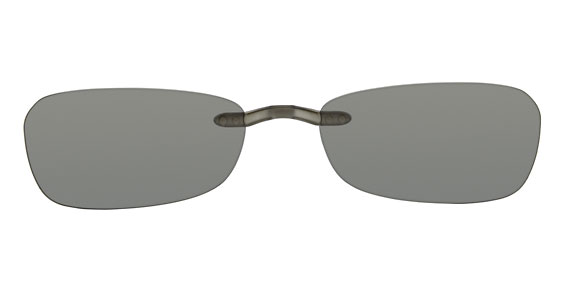 Adidas  a511 Clip-On for Inspired Rimless Eyeglasses
