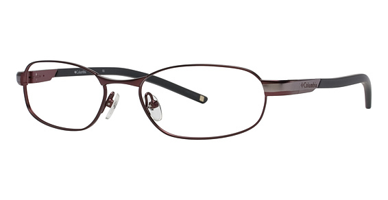 Glasses Frames Columbia Sc : Columbia Semi-Oval Eyeglasses - Hailey Hills 104, Silver ...