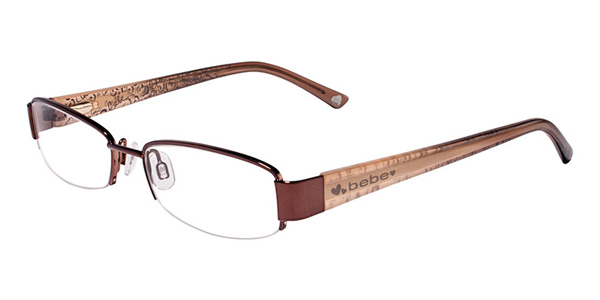 Bebe  BB5027 Bashful Eyeglasses