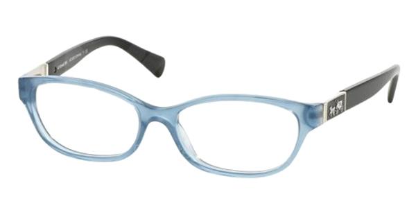 Coach Outlet Eyeglass Frames : Coach Plastic Eyeglasses - HC6055F, HC6056, HC6056F ...