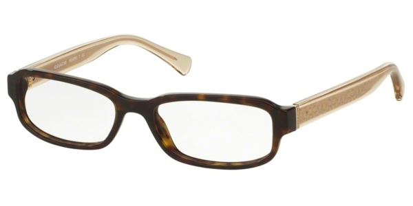 Coach Outlet Eyeglass Frames : Coach Eyeglasses - HC6082, HC6082F, HC6083, HC6083F ...