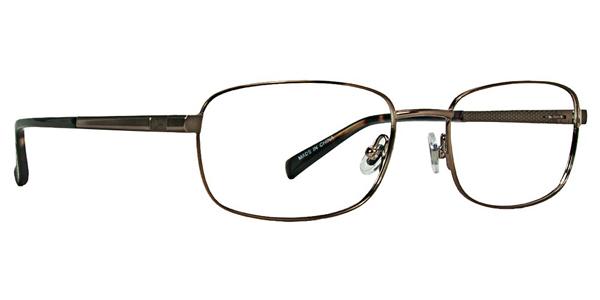 Ducks Unlimited womens Metal Semi-Rectangle Eyeglasses ...