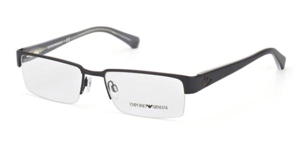 Rimless Glasses Armani : Emporio Armani Rimless Eyeglasses - EA1001, EA1006, EA1012 ...