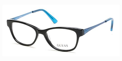 Guess Eyeglass Frames 1684 : Guess Eyeglasses - GU 1652, GU 1684, GU 1707, GU 1726, GU ...