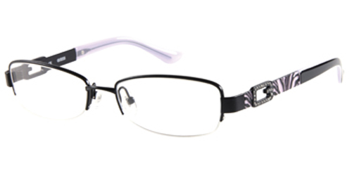 Guess Eyeglass Frames 1684 : Guess Womens Rimless Eyeglasses - GU 1094 w/Clip, GU 1213 ...