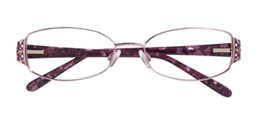 Jessica Mcclintock Eyeglass Frames 049 : Jessica McClintock Semi-Oval Eyeglasses - JMC 024, JMC 026 ...