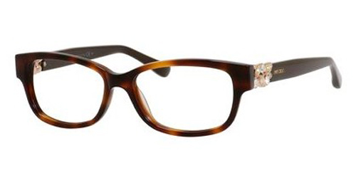 Jimmy Choo  Jimmy Choo 125 Eyeglasses