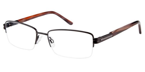 Eyeglass Frames Tulsa : Junction City Eyeglasses - Temple: 145 - Austin, Casper ...
