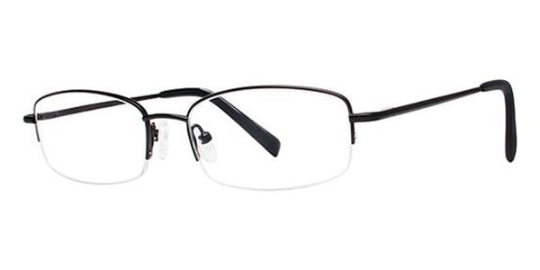 Rimless Eyeglasses Executive Optical : Modz Titanium Mens Rimless Eyeglasses - Boss, Congress ...