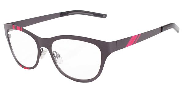Noego Semi-Cat-Eye Eyeglasses - Anatomy 7, Draw 2, Ecaille ...