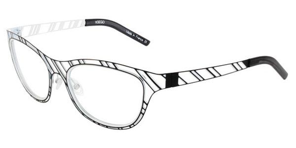 Glasses Frames Anatomy : Noego Semi-Cat-Eye Eyeglasses - Anatomy 7, Draw 2, Ecaille ...