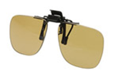NoIR  #21 Large Flip-Up Clip Ons Sunglasses