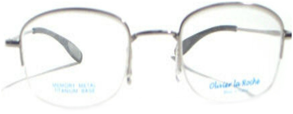 UNISEX Semi-Square Eyeglasses - Eyesize: 50 - Lincoln ...