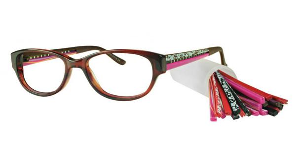 Glasses Frames Honolulu : Bulova Interchangeables Womens Plastic Eyeglasses - Aquila ...