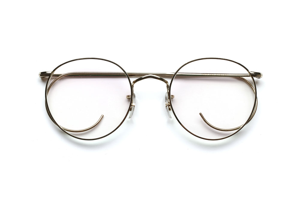704492699ca Savile Row Eyeglasses - 12KT Quadra (Cable Temples)