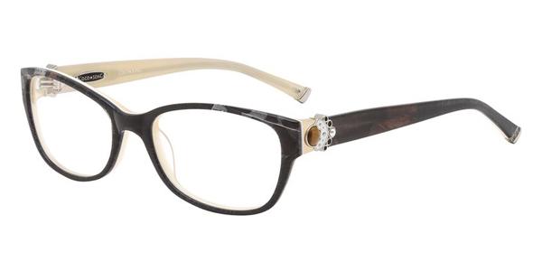 Coco Song Womens Plastic Eyeglasses