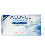 ACUVUE Advance for Astigmatism Contact Lenses