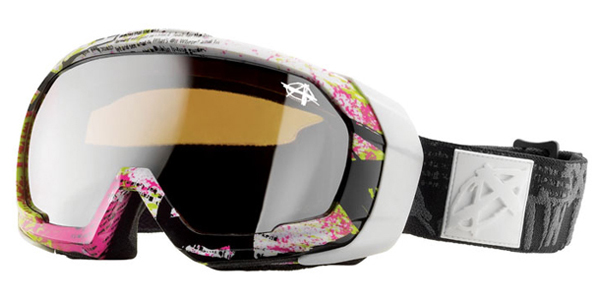 Anarchy Vert Sunglasses  anarchy sunglasses ricochet ronix rowdy skeptical synne
