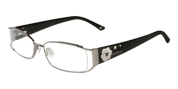 Bebe  BB5035 Cute as a Button Eyeglasses