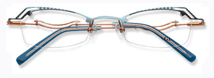 Bellagio  B327 Eyeglasses